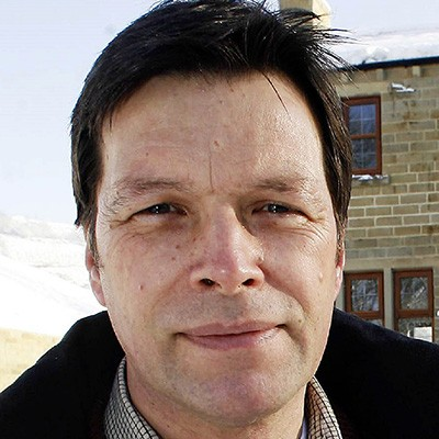 Councillor David Ashcroft