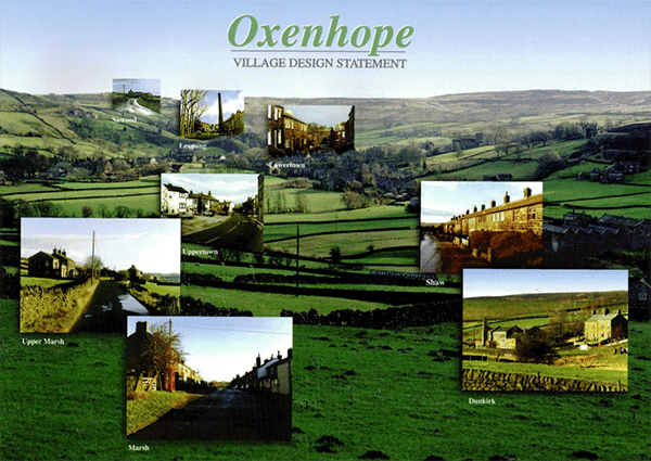 Click to view Oxenhope Village Design Statement (PDF)