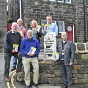 Walkers Action and funding councillors launch new leaflet